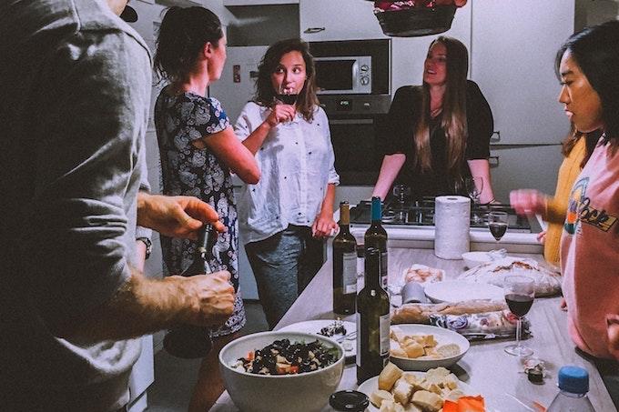 料理作るの好き!キッチンが充実しているシェアハウス